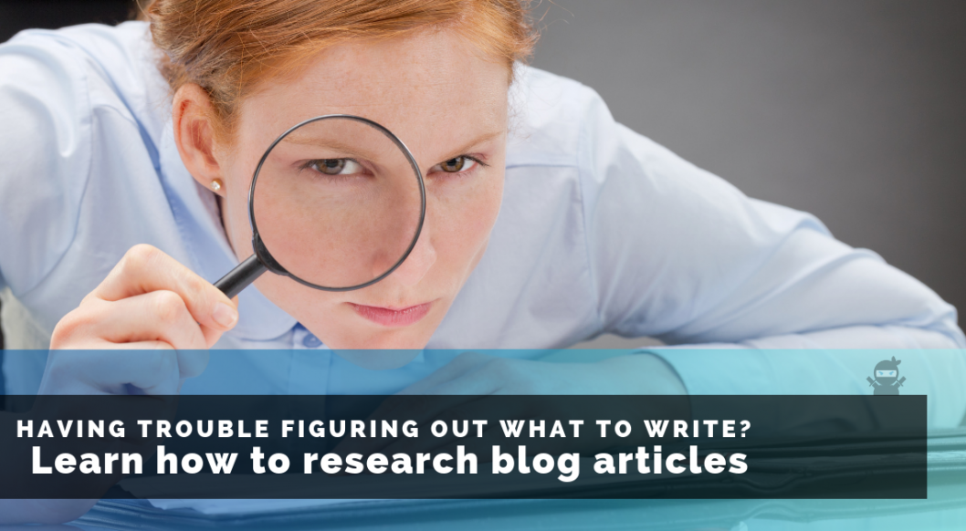 research blog articles