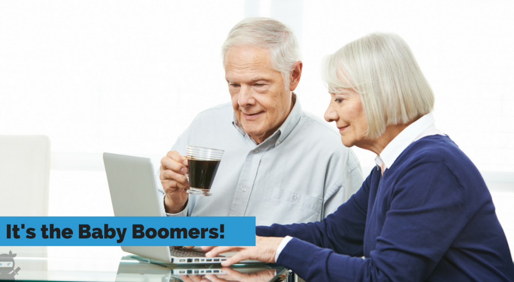 Baby-Boomer Marketing How to Tap into a Goldmine