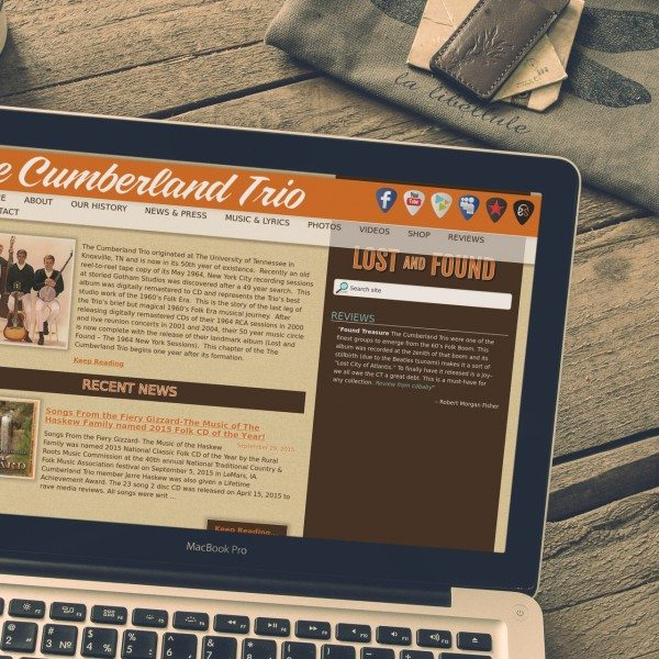 cumberland trio website
