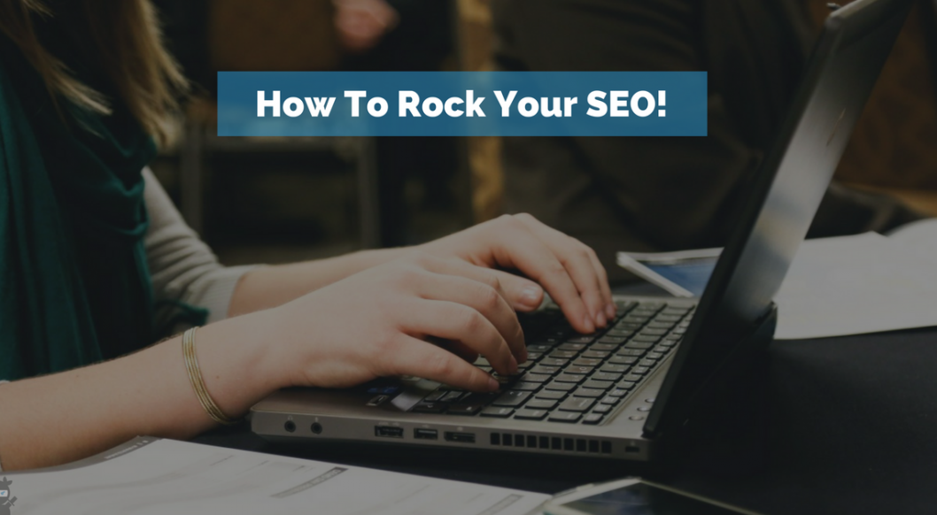 rock your seo with blogging