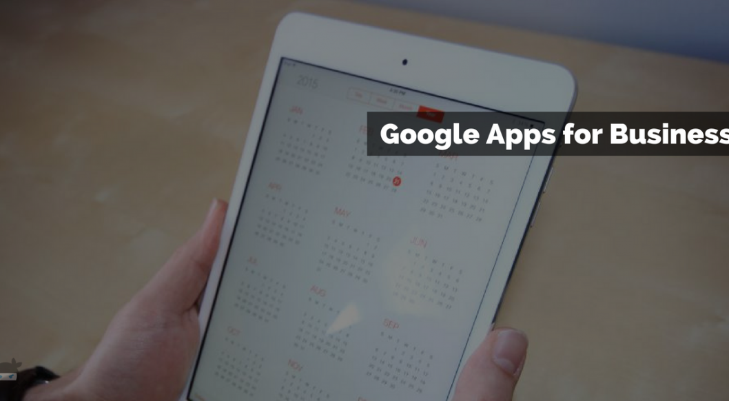 Why I Use Google Apps for My Calendar