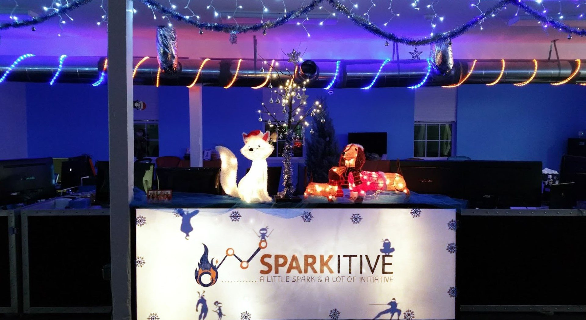 Sparkitive Office