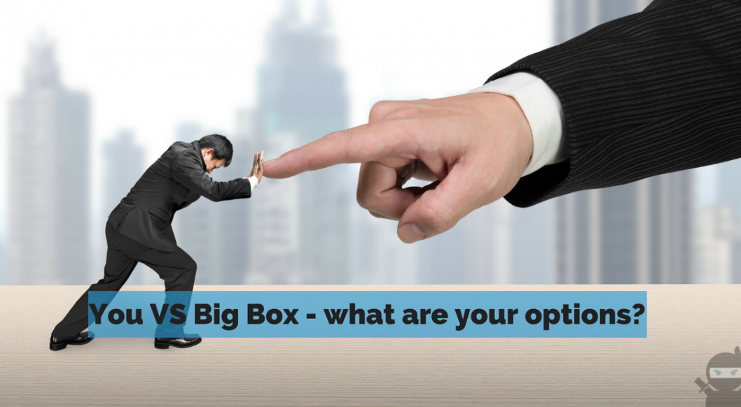 How Small Biz Can Beat Big Box for Local Customers