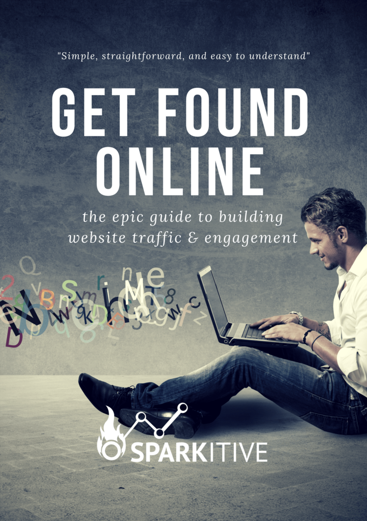 Get Found Online Book Cover