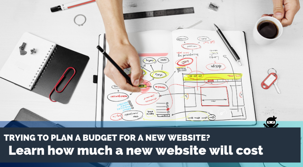 How much does a website redesign cost