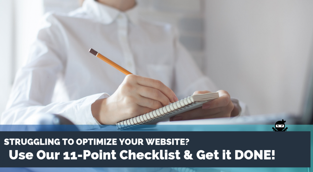 Website Optimization Checklist