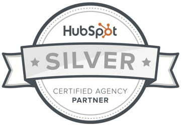 HubSpot Silver Certified Partner Agency